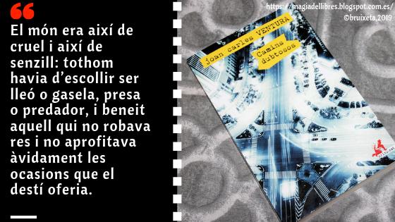 Camins dubtosos de Joan Carles Ventura