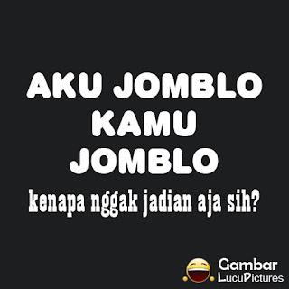 Gambar Meme Lucu Terbaru Hari Ini tentang Jombo