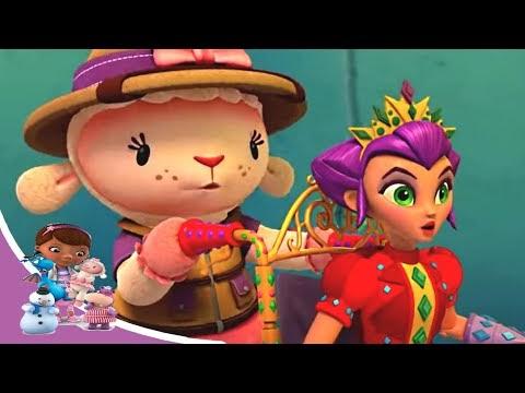 Доктор Плюшева - Настоящее сафари: Ослепительная игрушка. Часть 2| Мультфильм Disney про игрушки