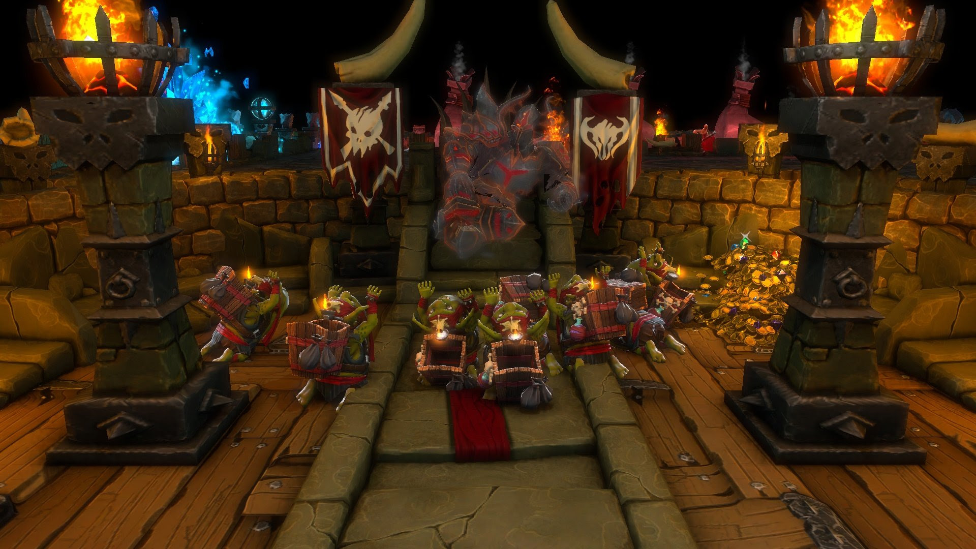 Dungeons 2 is free right now on the Humble Store screenshot
