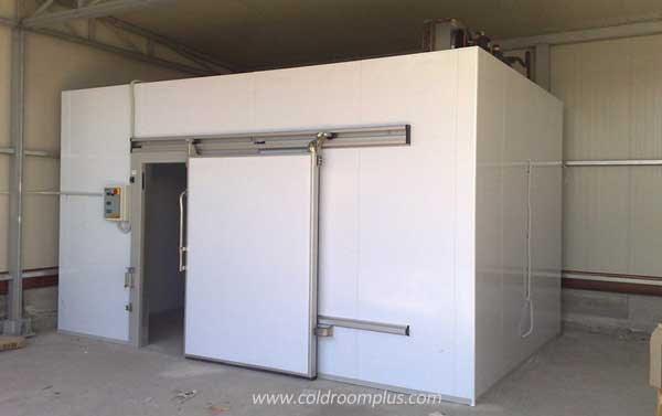 medium duty sliding door