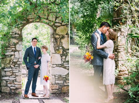 Intimate Wedding at Mayfield Park, Austin   Austin Wedding