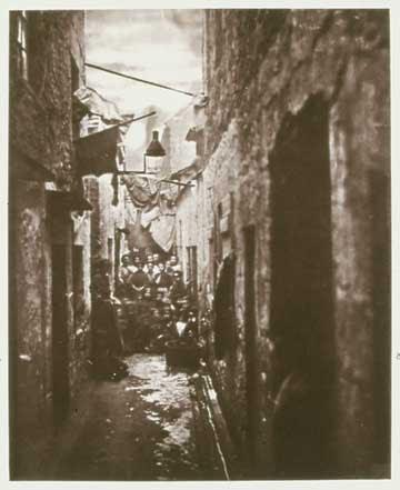 kooldruk foto uit 1878 van Thomas Annan