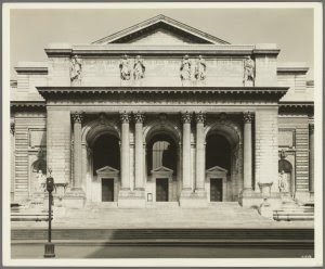 Fifth Avenue - West 42nd Stree... Digital ID: 1557925. New York Public Library