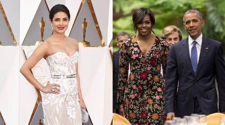 Priyanka Chopra, Barack Obama, Michelle Obama, White House, White House Dinner, Priyanka Chopra White House, Priyanka Chopra Barack Obama, Priyanka Chopra Michelle Obama, Priyanka White house Dinner, Priyanka Obama, Priyanka Chopra US, Priyanka Chopra America, Priyanka Chopra Quantico, Entertainment news