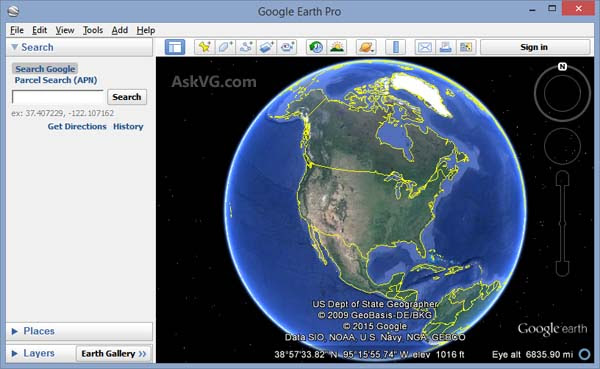 Download Google Earth Pro Version For Free Askvg