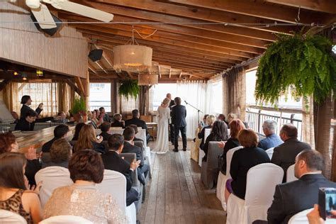 Unique Toronto Rooftop Wedding Venue   The Fifth Weddings