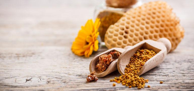 How Bee Pollen Could Cure Your Allergies Hero Image