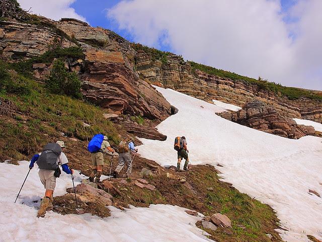 IMG_1728 Ranger-Led Hike to Dawson Pass, Glacier National Park