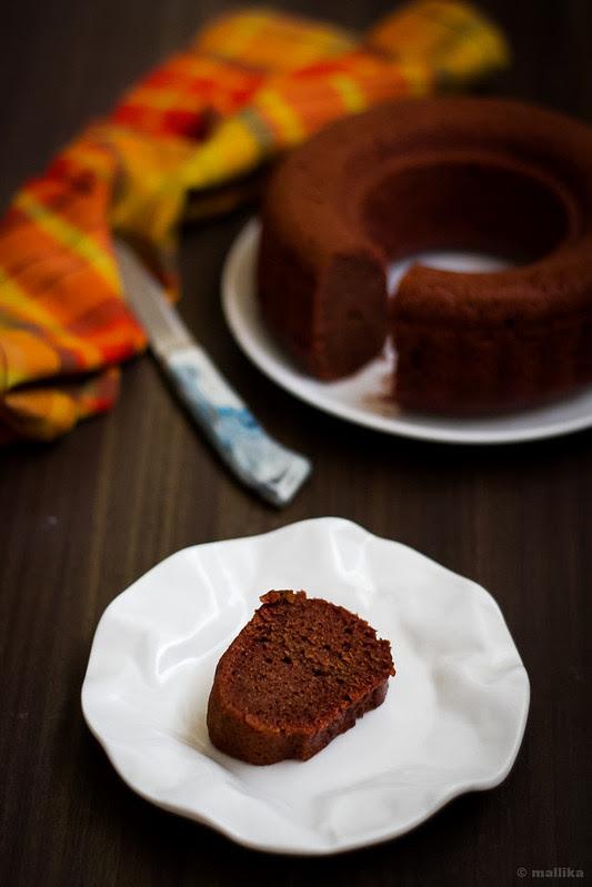 Velvet Beet Cake