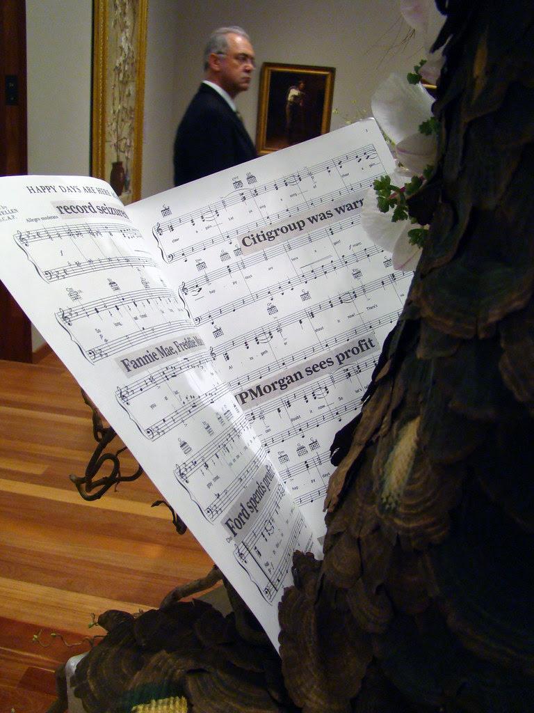 DSC06428_1386 Bouquets to Art sheet music