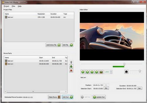 4 Video Edit Master