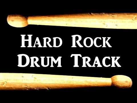 Free Drum Backing Tracks: Quality Hard Rock Metal Download