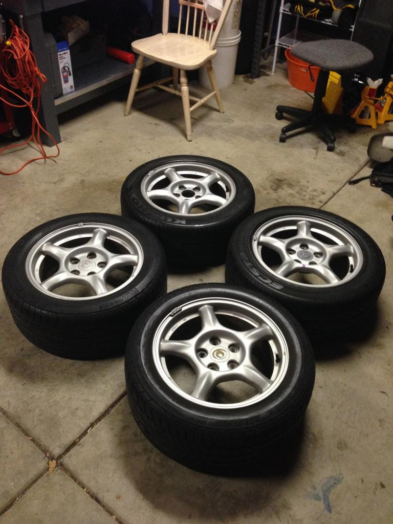 For Sale Oem Fd Wheels Tires Nopistons Mazda Rx7 Rx8 Rotary Forum