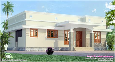small budget home plans design kerala floor home plans