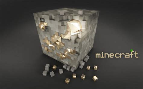 desktop hub minecraft iron ore