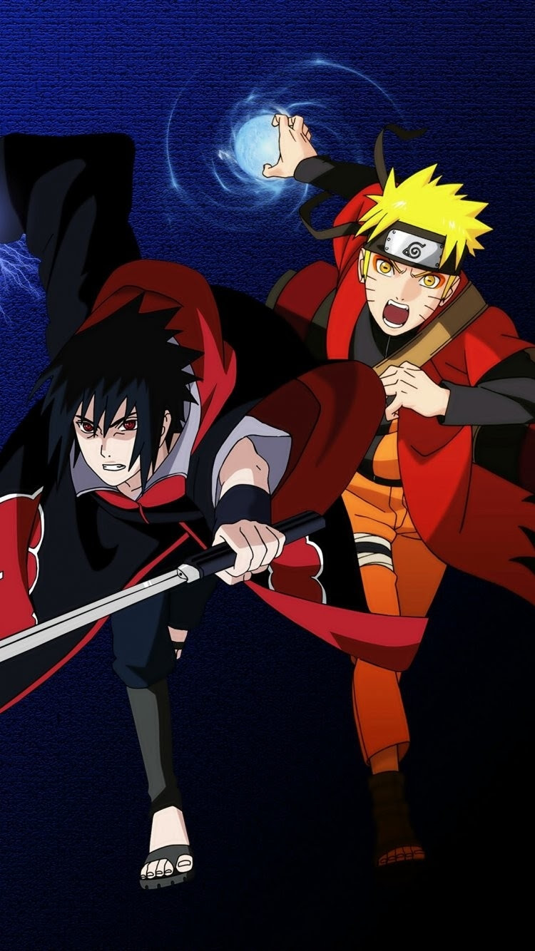 Download Naruto Iphone Wallpaper Gallery