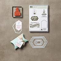 Happy Notes Clear-Mount Bundle by Stampin' Up!