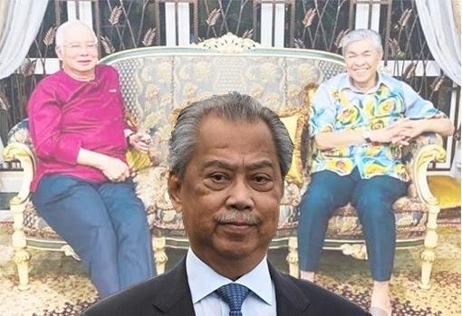 Muhyiddin Yassin - Najib Razak and Zahid Hamidi Threaten 15th General Election