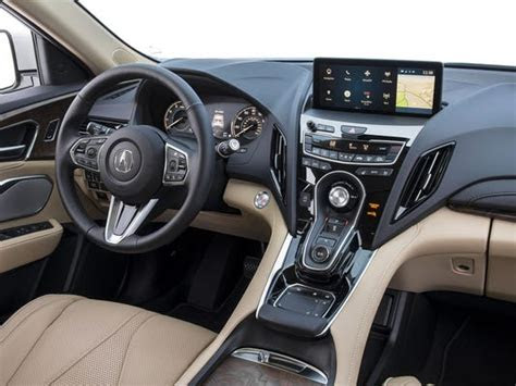 acura rdx review price power drive suv