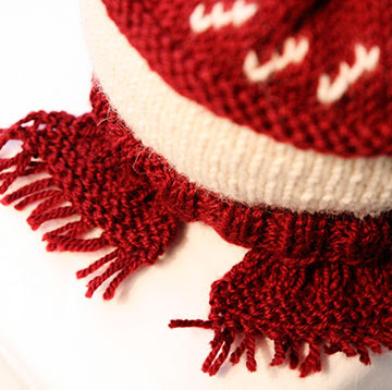 Snow Hat - Back