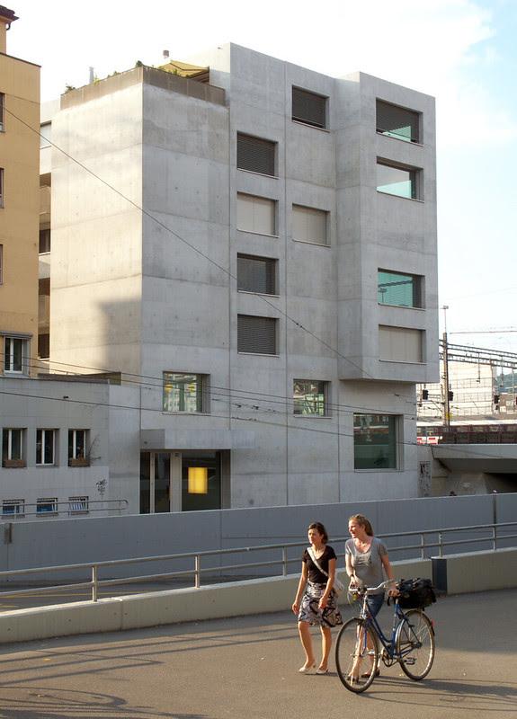 Housing Neufrankengasse