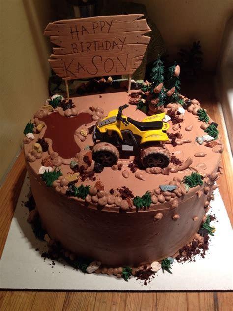 4 wheeler cake!   Tara's Treats in 2019   Birthday Cake