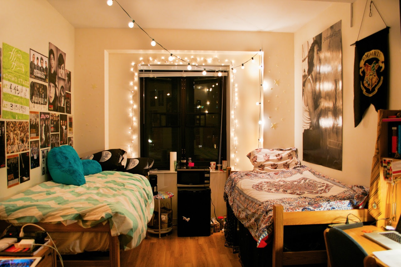 How to optimise the space in your dorm room