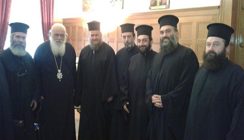 Ιερός Σύνδεσμος Κληρικών Ελλάδας : Ανακοίνωση για το Σκοπιανό