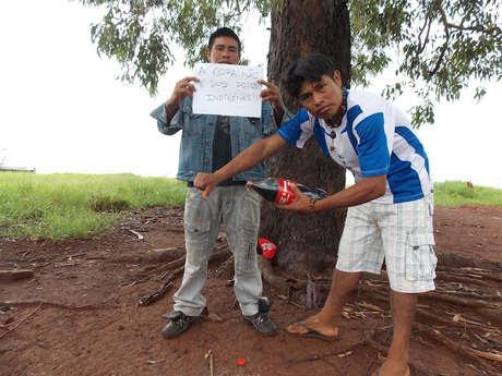 Guarani denounce Coca-Cola