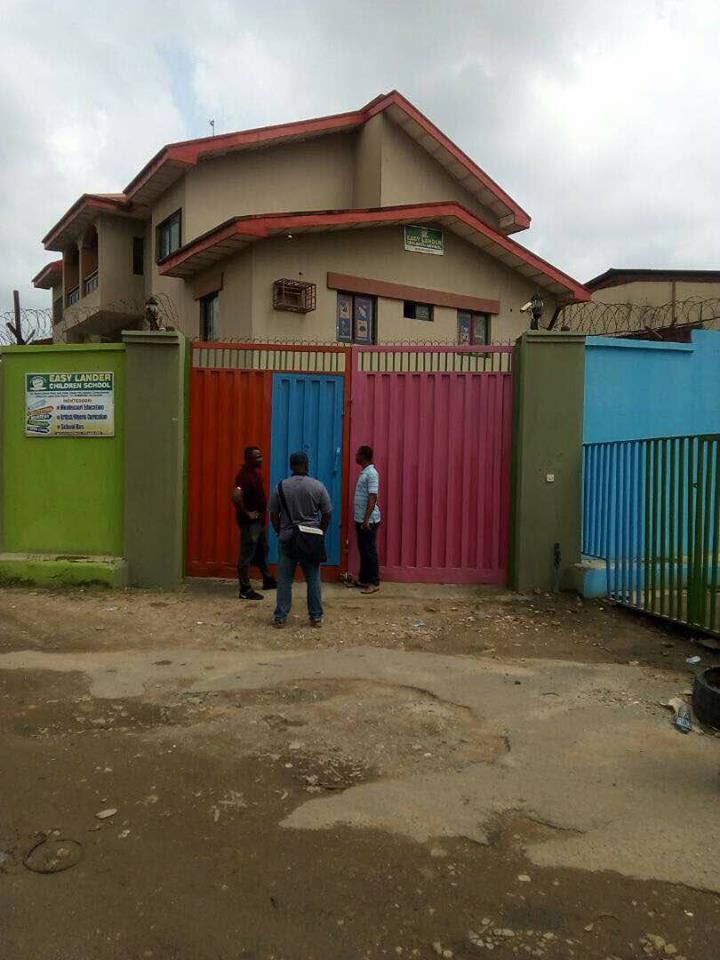 Corper's Baby Dies In Lagos Creche, School Management Silent