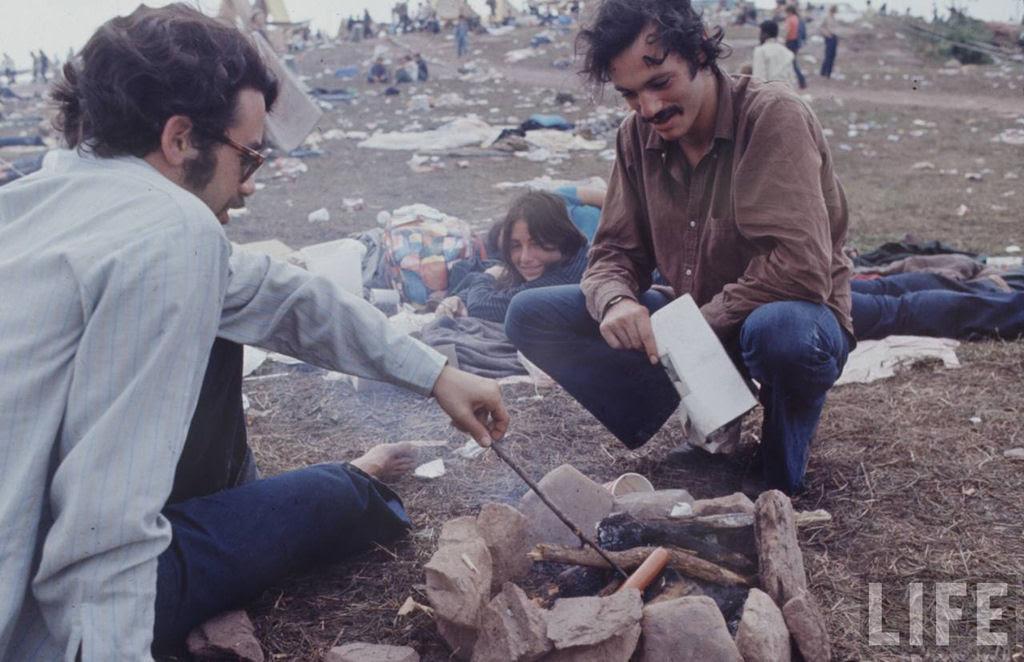O festival de Woodstock em números e imagens 43