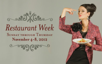 Restaurant Week at The Promenade Shops at Saucon Valley in Center Valley, PA
