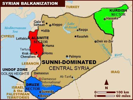 Σύροι Κούρδοι στην Τουρκία… απόφαση διάλυσης της Συρίας;