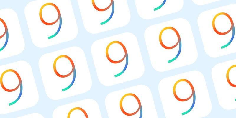 iOS 9 ya está disponible, así puedes descargarlo
