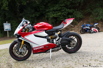 Ducati Panigale 1199 - high-res pics