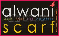 Alwani Scarf~Make Your Life Colorful!