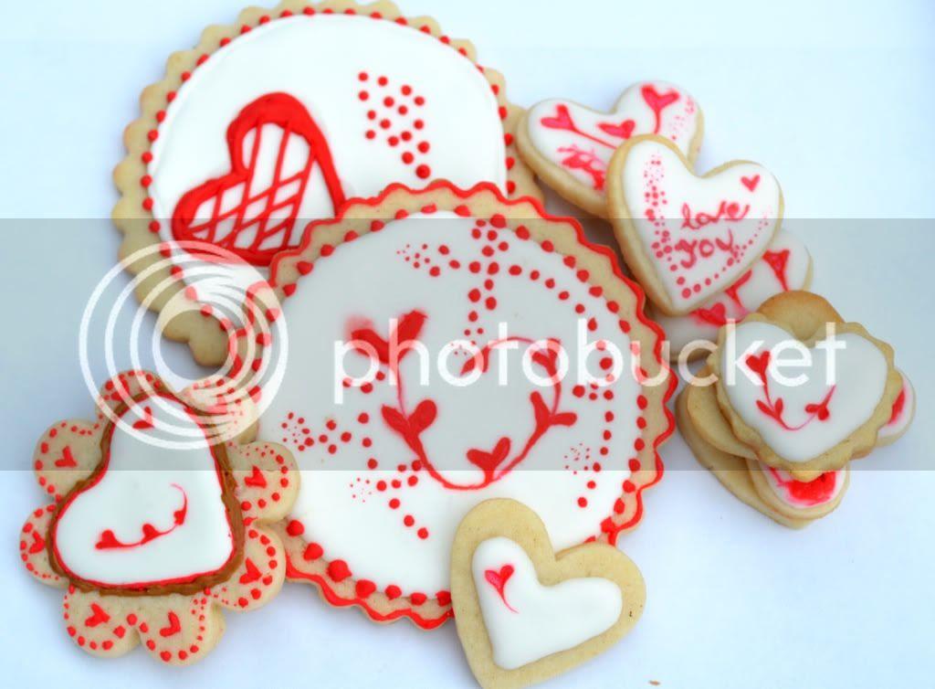 Whiskful Thinkin': Royal Icing Covered Sugar Cookies - photo#46