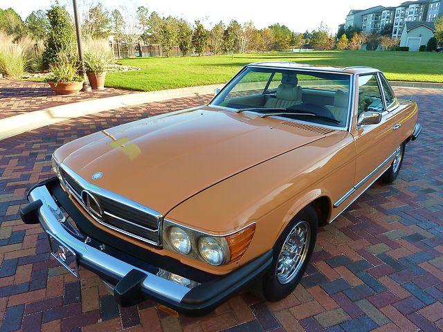 1975 Mercedes-Benz 450SL | German Cars For Sale Blog