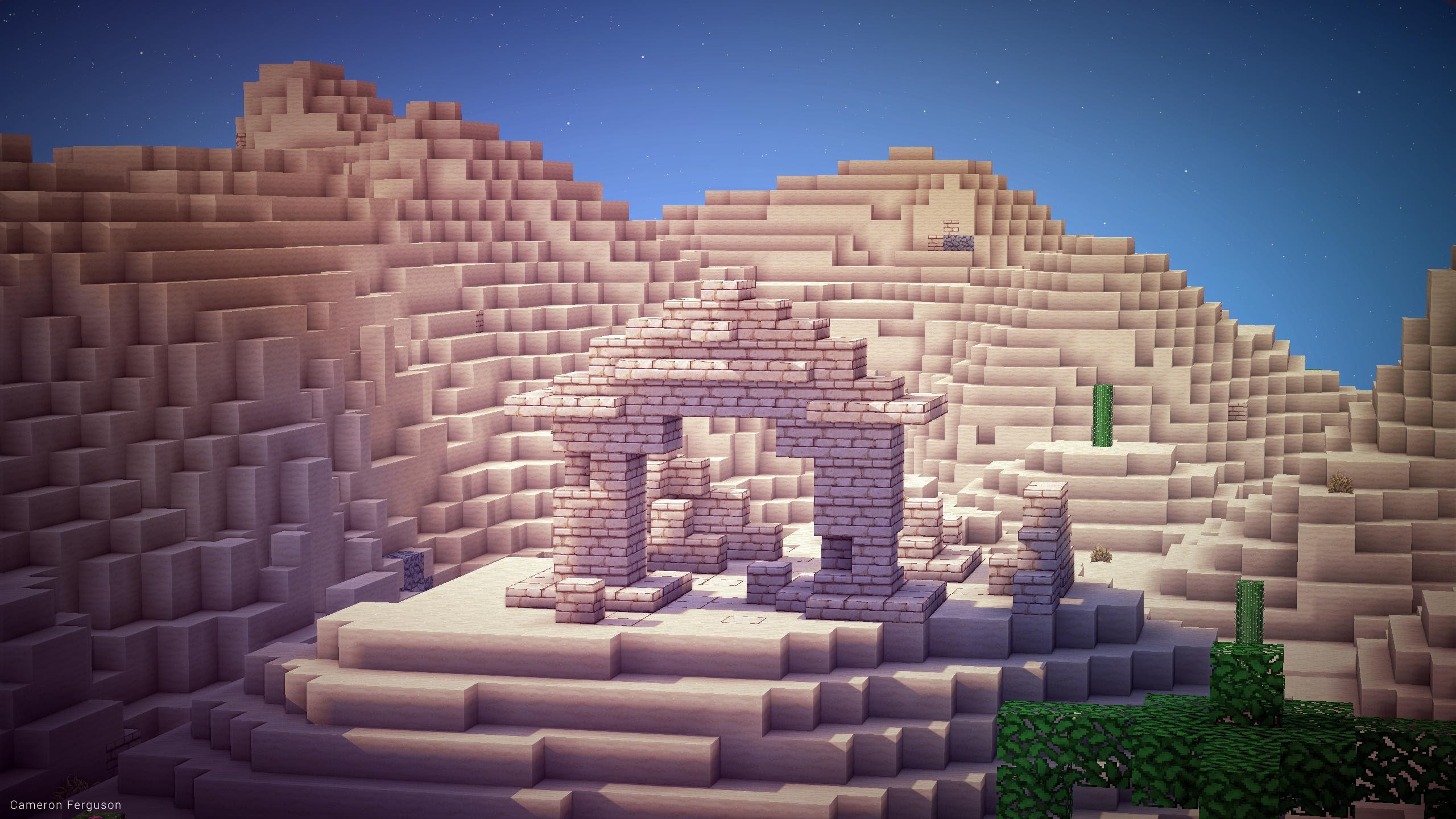 Image Minecraft 2560 X 1440 Jpg Harbolnas E