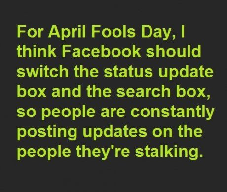 For April Fools Day Pictures, Photos, and Images for Facebook, Tumblr, Pinterest, and Twitter