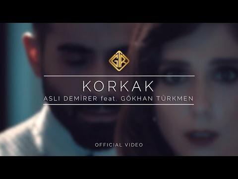 Aslı Demirer ft. Gökhan Türkmen Korkak Şarkı Sözleri