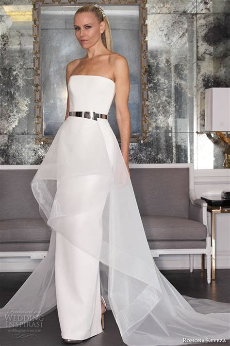 Romona Keveza Fall 2016 Luxe Bridal Wedding Dresses