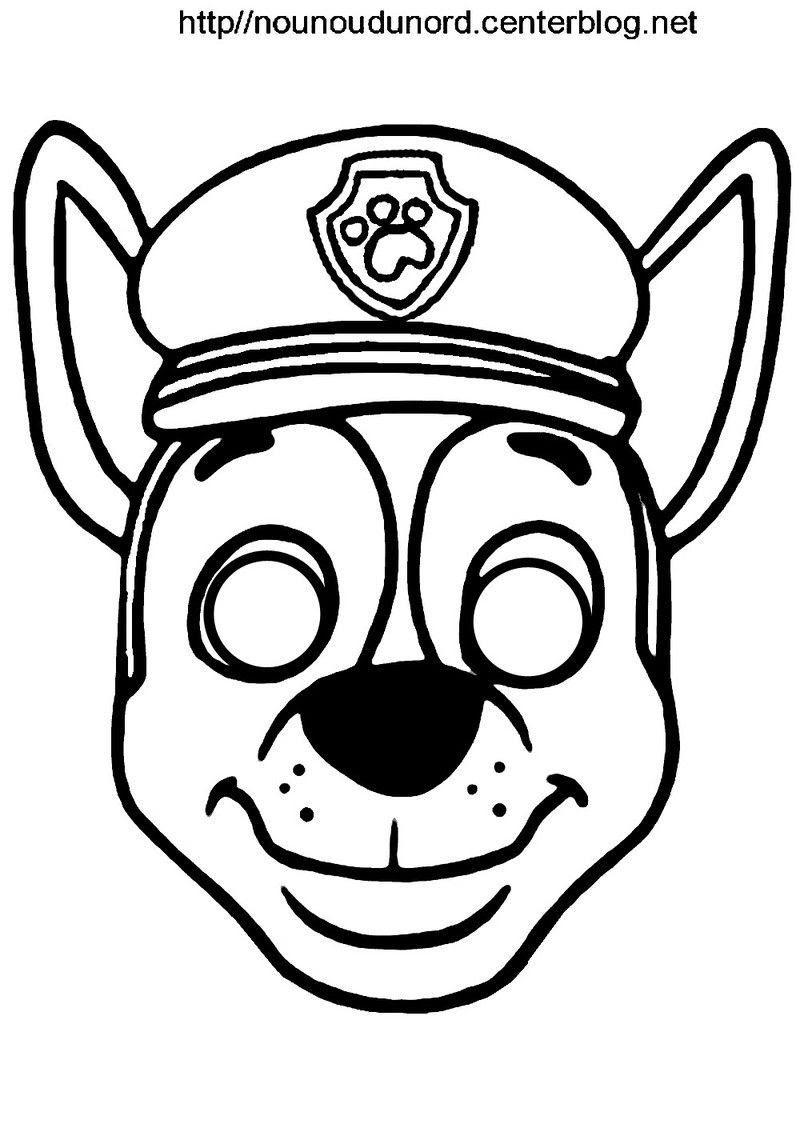 Patpatrouilleryderrubenrockystellachase Masque