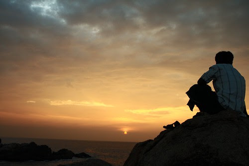 Solitude : Loneliness is the poverty of self; solitude is the richness of self.
