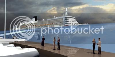 Floating Cruise Terminal 3