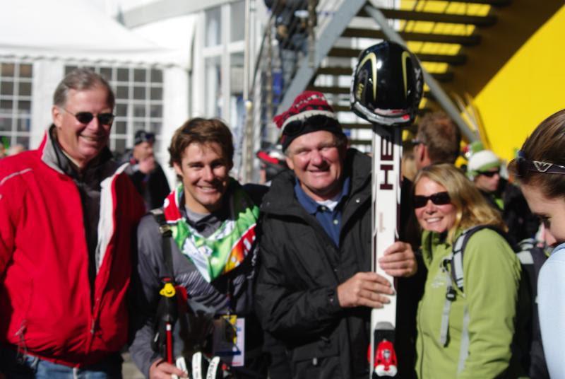 World Cup Solden - Jeff, Warner, Casey, Heidi