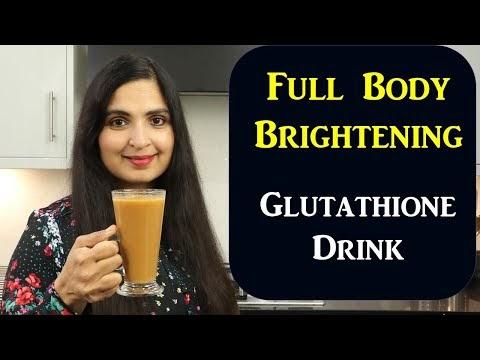 Natural Glutathione For Skin Brightening In 2 Weeks Homemade Glutathion