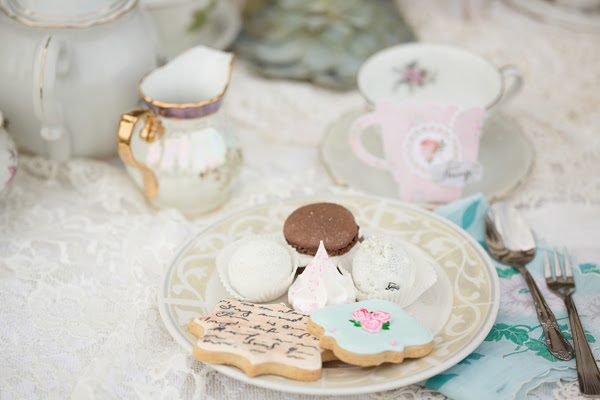 Design Minded Storybook Tea Party Styled Shoot