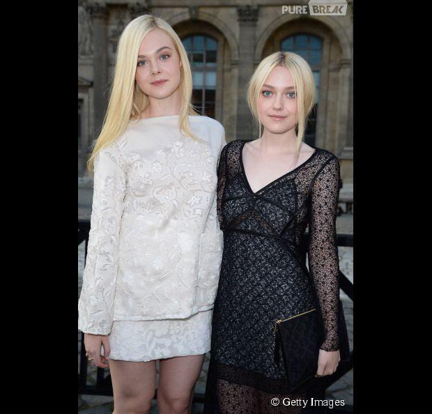 Dakota e Elle Faning são responsáveis por dominar as telonas dos cinemas!